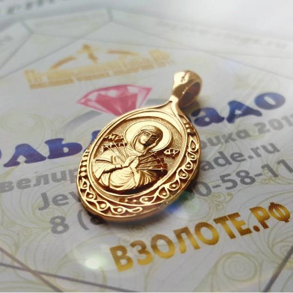 """""""Икона Божией Матери """"Семистрельная"""". Молитва"""""""