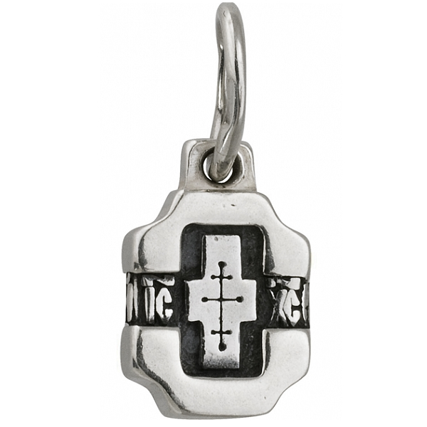 8632, Крест Православный из комбинированного золота, 7469, 20 000.00 р., 7469, , 3D Модели Православных нательных крестов